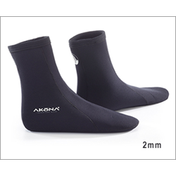 2mm Akona Tall Sock